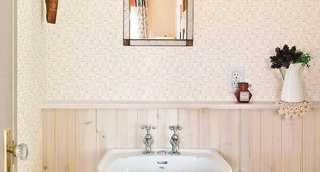 おしゃれで機能的なトイレの壁紙クロスの選び方リフォームのコトなら