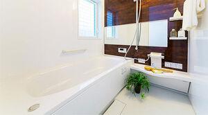 お風呂をおしゃれな空間にしたい!インテリア・リフォームで快適なバスタイムに