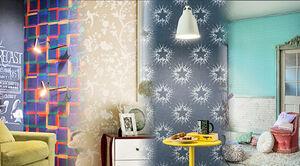 壁紙/クロスの選び方を解説!色・柄・模様と部屋ごとの事例の説明付き