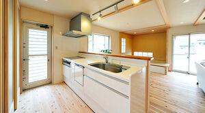対面型キッチンにリフォーム!価格は?壁掛けキッチンとの違いを比較!