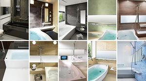 お風呂のサイズ【1216・1218・1316・1317】のユニットバス紹介