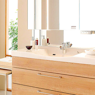 洗面化粧台の工事の流れ