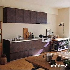 キッチンの交換イメージ