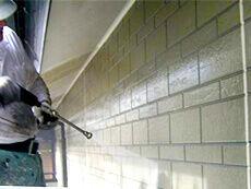 外壁塗装高圧洗浄