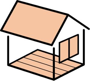 天井・窓・床下断熱