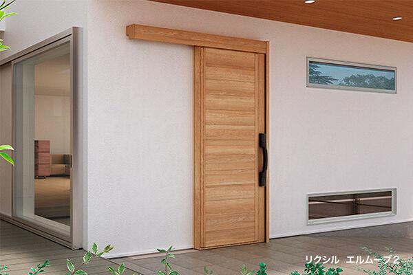 玄関ドア・室内ドア・網戸・ドアノブ