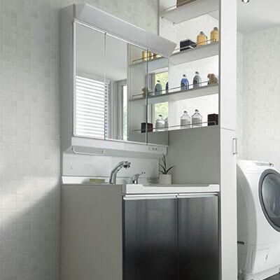 洗面台・浴室