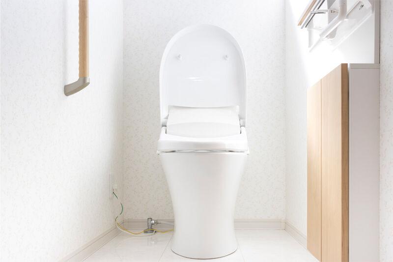 洋式トイレのイメージ