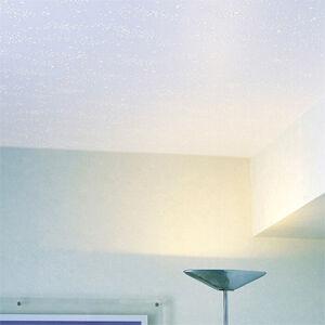 サンゲツの蓄光壁紙(消灯前)