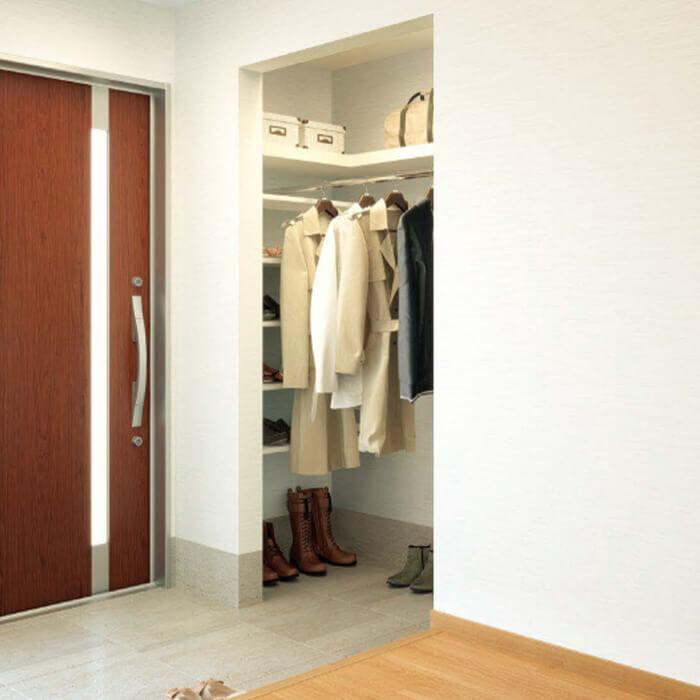 家の第一印象は玄関で決まる2