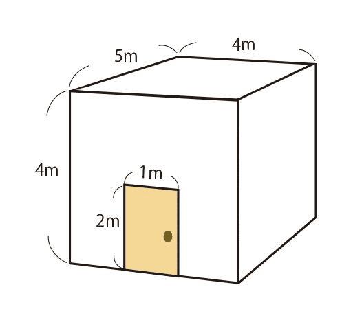 平米単価の見本図
