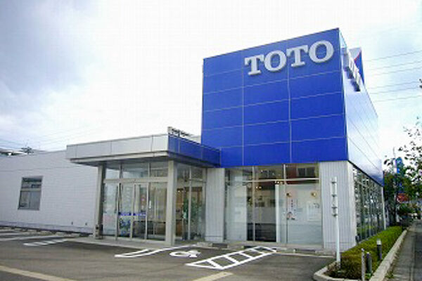 TOTO 高岡ショールーム