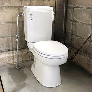 事務所のトイレを爽やかな使用感のトイレーナRにリフォーム