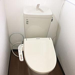 冬は冷える寒いトイレ空間から温かく満足なトイレ空間に