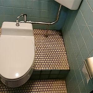 和式トイレにスワレットを設置すれば、洋式トイレに早変わり