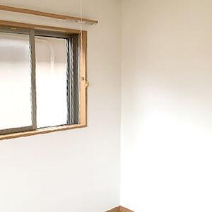 壁のクロスを張替えて、より明るいお部屋になりました!