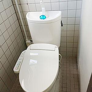 オフィスのトイレを和式からお手入れしやすいエディに交換