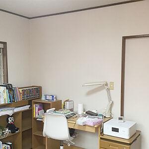 お子様の帰省前に部屋の気になる壁の汚れをきれいにリフォーム