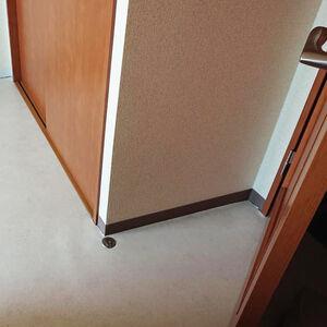 お住まいのマンションの床張替えをご依頼いただきました