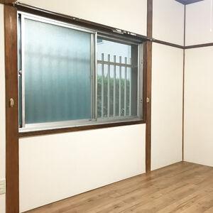 6畳和室を洋間にリフォームして家族が宿泊できる部屋