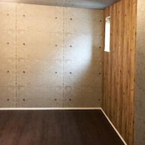 建売の一戸建ての壁紙を全面張替えして夢のマイホームを実現