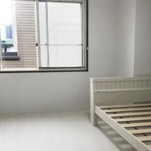 クッションフロアに張替えてペットも快適に暮らせるお部屋