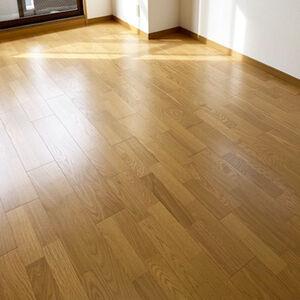遮音・床暖対応のフローリングで快適なマンション暮らし