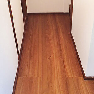すべりにくい床に張替えリフォームをしてケガ防止