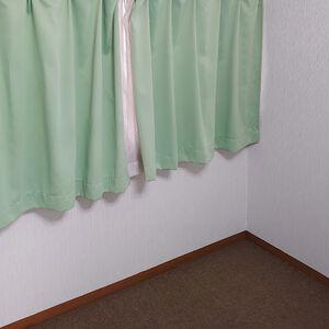 真っ白なクロスが気持ちいい子供部屋になりました