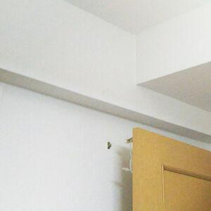 クロス張替えで天井・壁のカビ汚れがきれいになくなりました