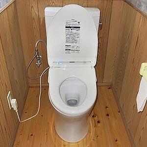 節水効果の高いピュアレストQRに交換