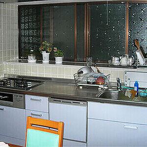 シンプルでスマートなキッチン「LIXILシエラ」にリフォーム