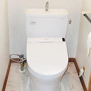 節水で省エネのTOTO:ピュアレストQRに交換