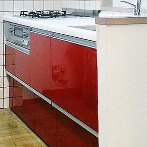 カラーにこだわる人にも安心のキッチン・ラクエラに交換