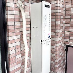 丁寧な施工でより長く。リンナイのRUF-VS2005SAW