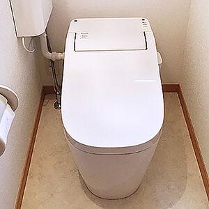 流せば流すだけお掃除してくれるトイレ・アラウーノS2に交換