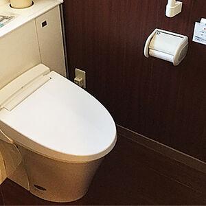 持ち家のマンションのトイレ交換をいたしました。