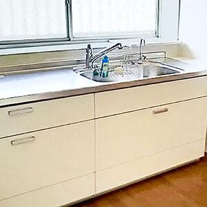 水回りを中心に掃除のしやすい室内に変わる