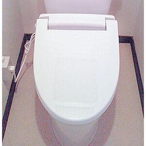 LIXILのアメージュZでお掃除ラクラク綺麗なトイレへ