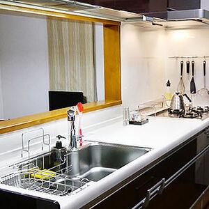 心地よく調理ができるキッチン「クリンレディ」へリフォーム