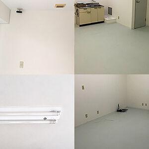 テナントの壁と床のリフォームでフレッシュスタート