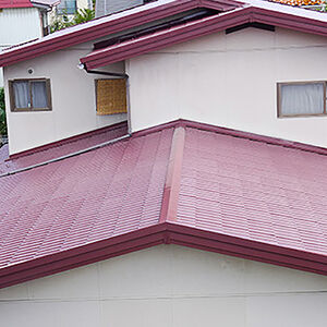 築30年戸建ての屋根塗装リフォームで快適住まいへ