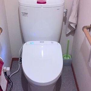 節水機能とお手入れのしやすさが光るピュアレストEXに交換