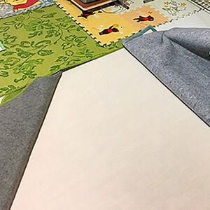 畳からホワイト系のクッションフロア、遮音性にも対応