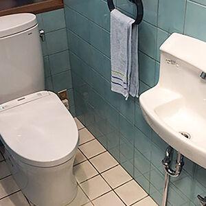 手洗あり・なしを選べるTOTOのトイレ、ピュアレストに交換