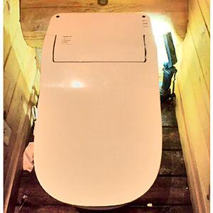 水漏れがきっかけで掃除がしやすいアラウーノS2へ交換