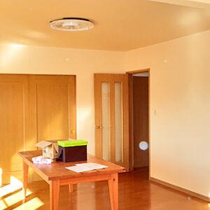 多機能クロスだからお手入れ簡単、長持ちのお部屋
