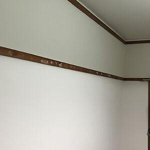 和紙風クロスで落ち着きあるお部屋を作り上げる