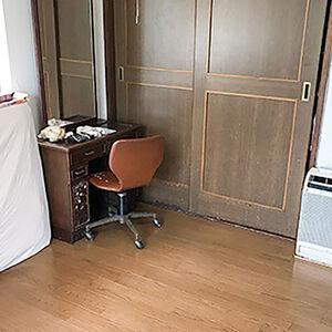 安心・安全なクロスと床で、心身ともにリラックスできる住空間