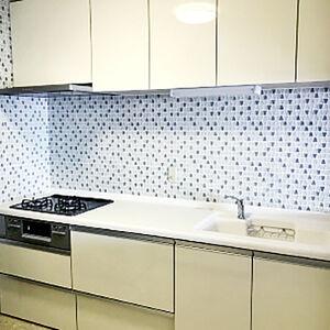 最後にキッチンをリフォームして新築のような我が家に変貌